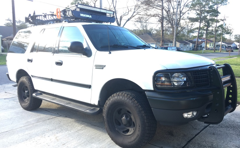 Smokey the Beast – 1999 Ford Expedition