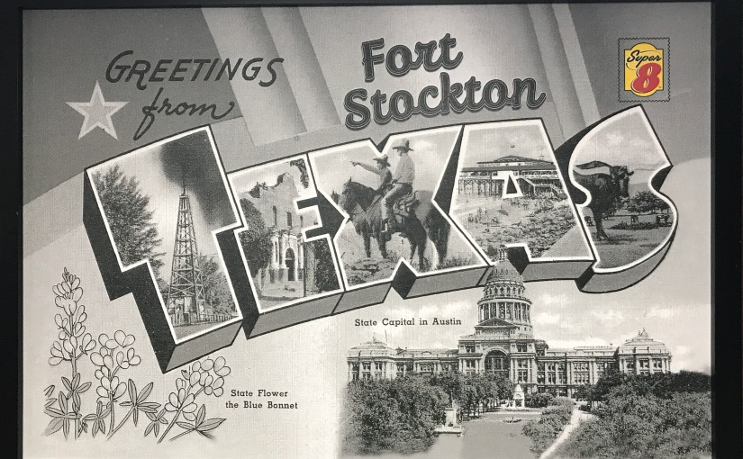 Cotulla and Fort Stockton,Texas