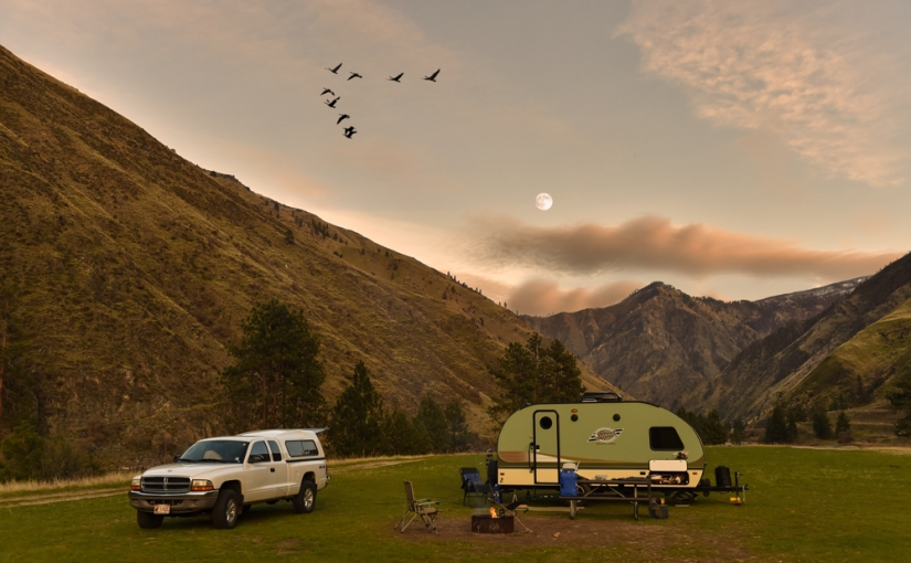 Free Camping and Boondocking Websites and Apps