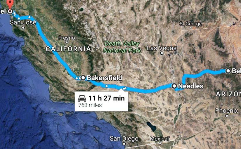 California RV ParkReviews