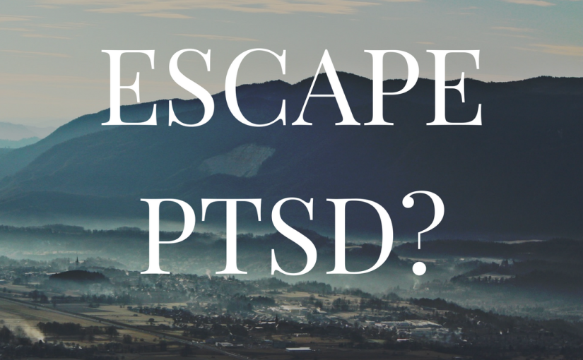 Escape PTSD With Travel?