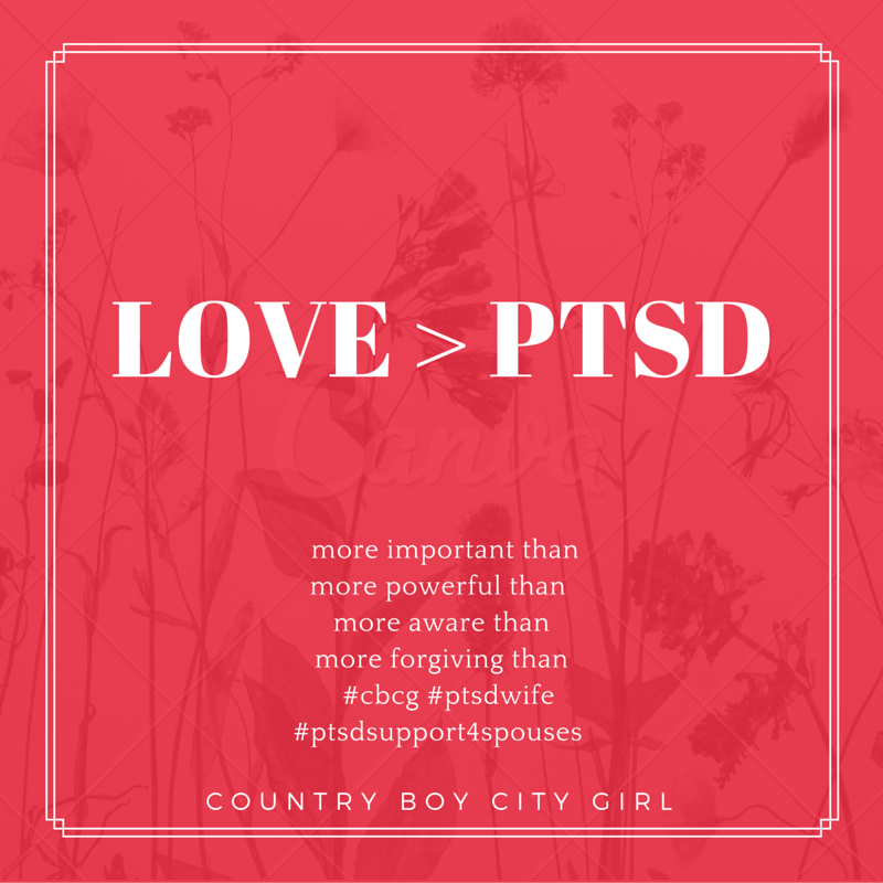 love is greater than ptsd cbcg