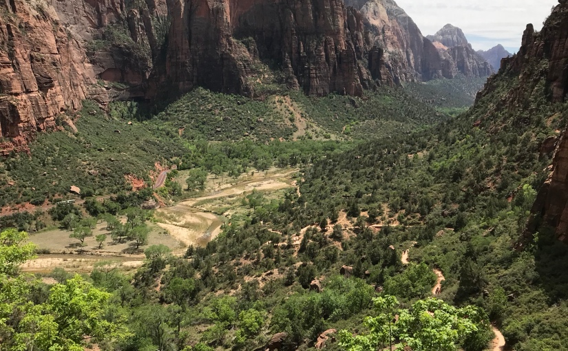 3 Days in Zion National Park